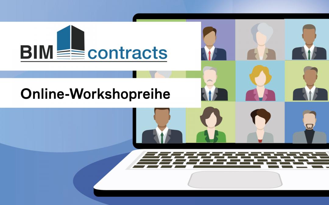 Erste BIMcontracts-Workshop-Reihe erfolgreich abgeschlossen